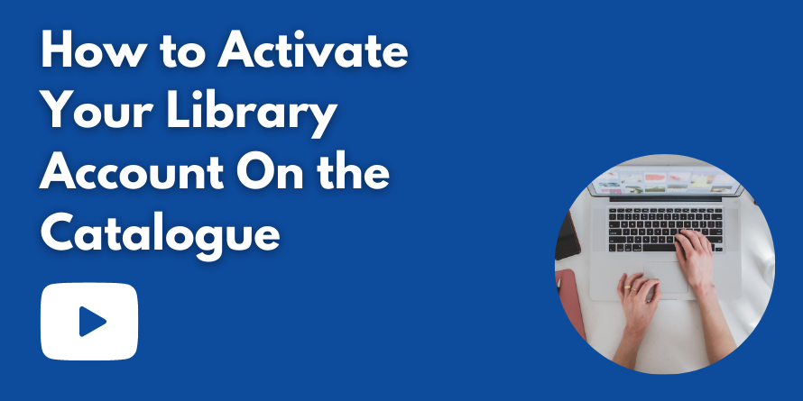 How to Activate Your Library Account