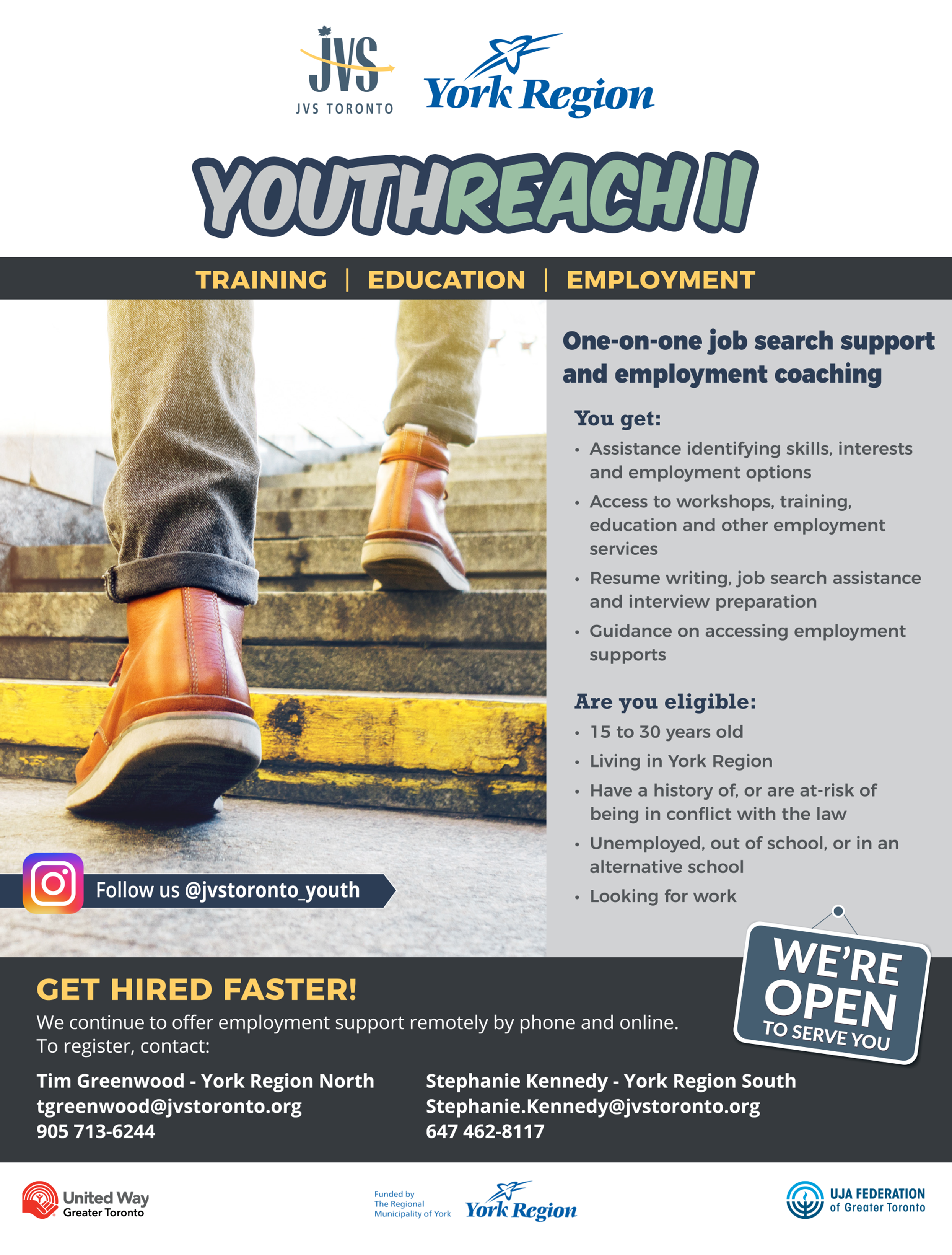 YouthReach-II-Program-Flyer