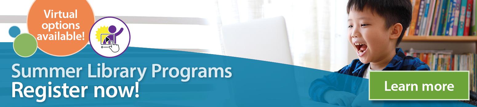 Summer 2021 Registration - Library - Webpage Banner (1550 x 350)