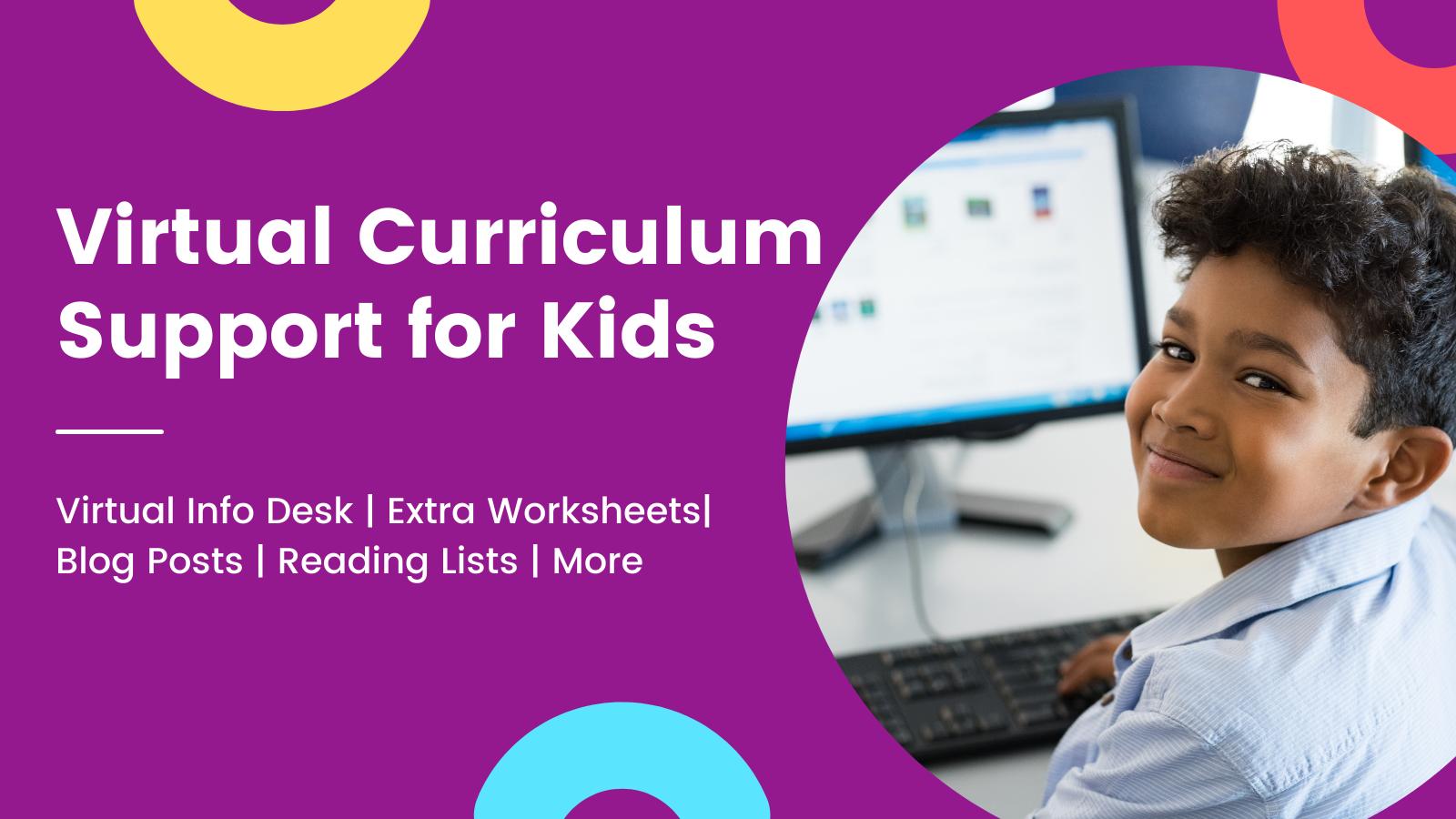 Virtual Curriculum Help - 890 x 445px