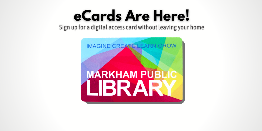 library card images