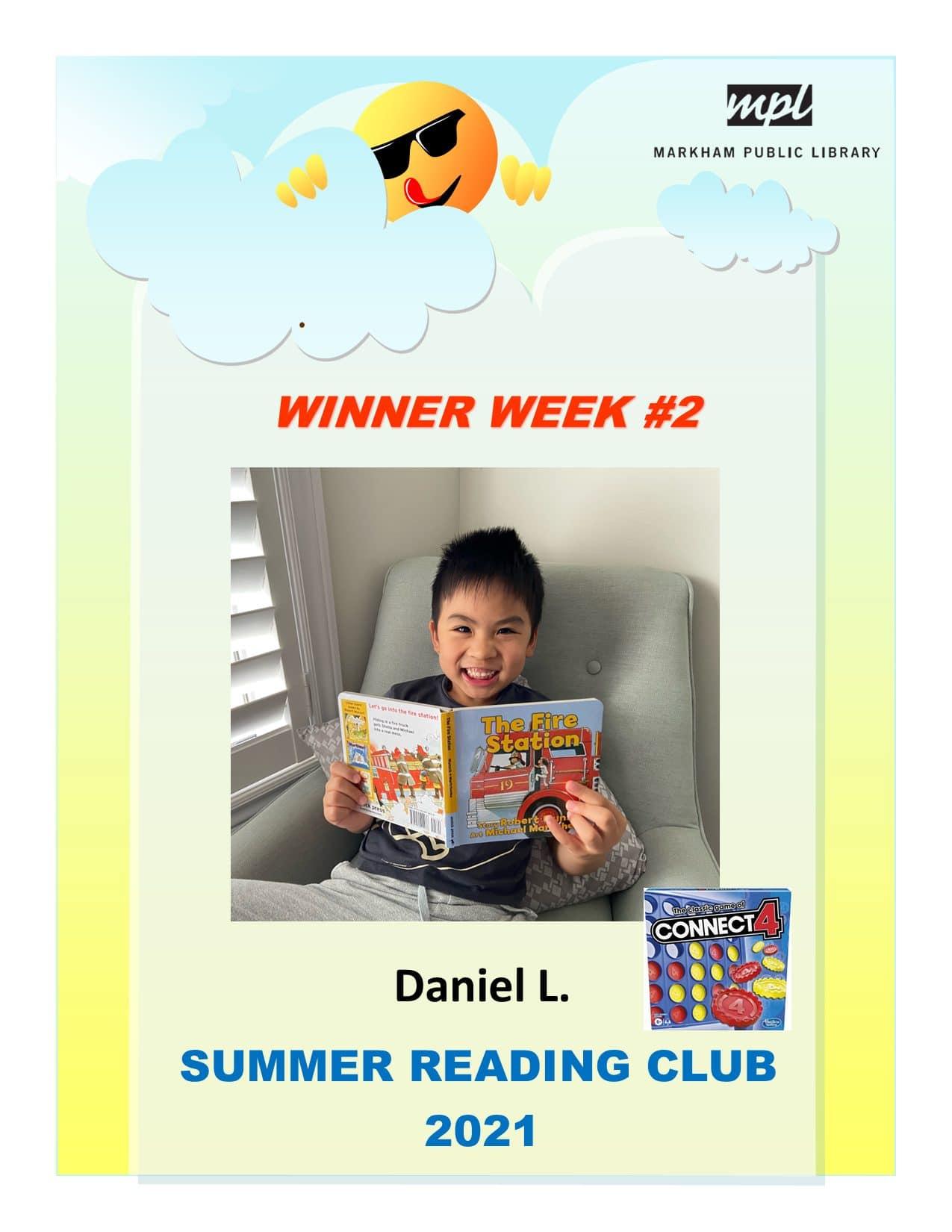 Prizewinners week 2