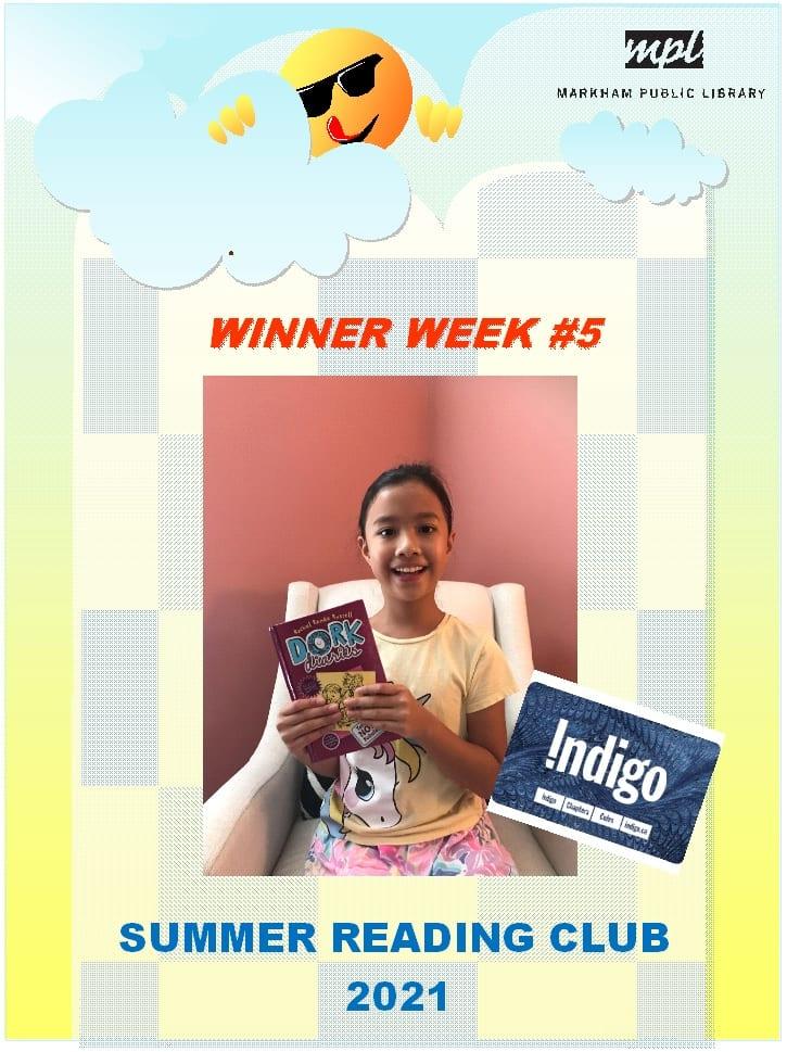 Winner Week 5