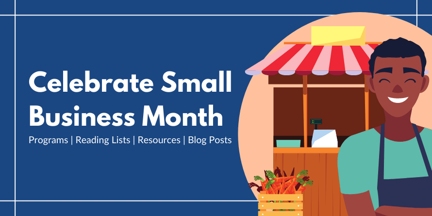 Small Business Month - 890 x 445 px